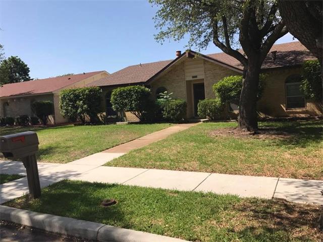 Photo of 3137 Rainbow Drive  Grand Prairie  TX