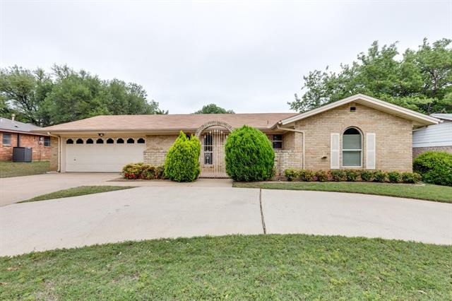 Photo of 3616 Brown Trail  Bedford  TX