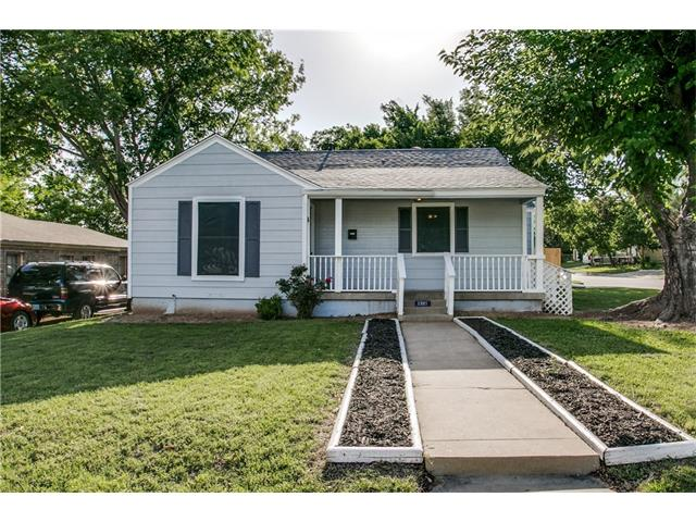 Photo of 3321 Townsend Drive  Fort Worth  TX