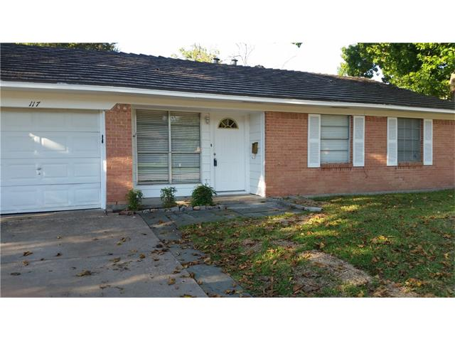 Photo of 117 Marigold Drive  Garland  TX