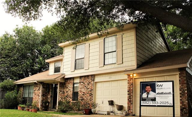 Photo of 3112 Galemeadow Drive  Fort Worth  TX