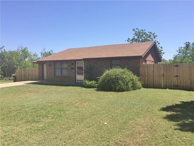 Photo of 2305 Avenue N  Anson  TX
