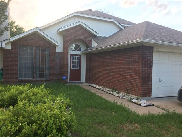 Photo of 6516 Spitfire Drive  Arlington  TX