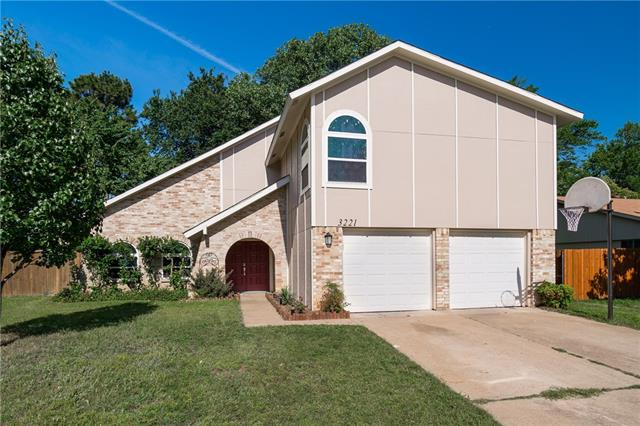 Photo of 3221 Hickory Court  Bedford  TX