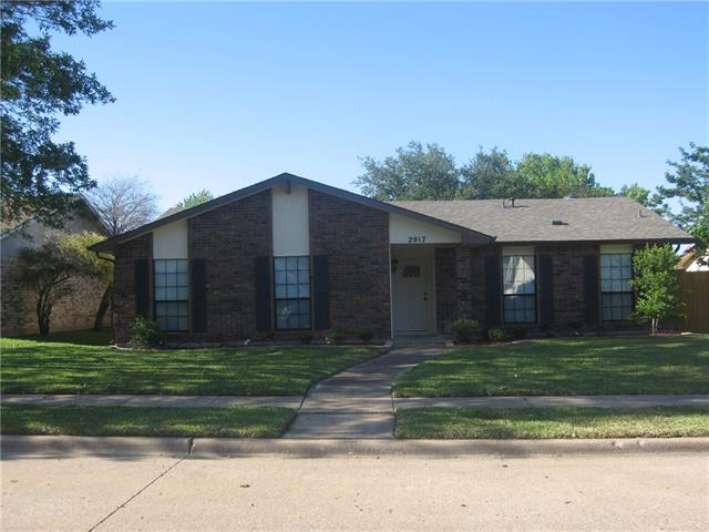 Photo of 2917 Silverdale Lane  Garland  TX