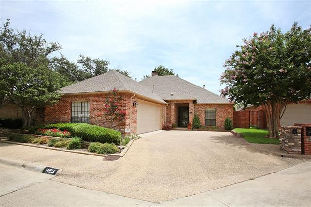 Photo of 14854 Oaks North Place  Addison  TX
