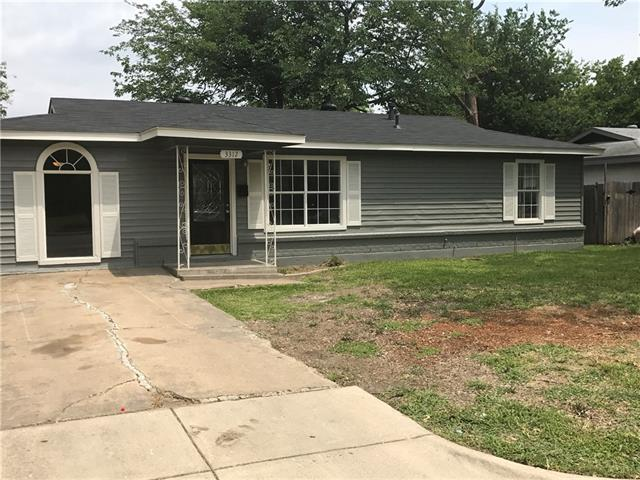 Photo of 3312 Fairview Street  Fort Worth  TX