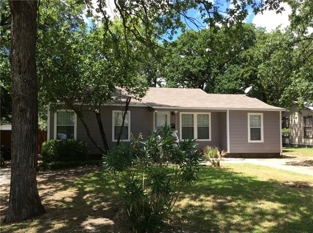 Photo of 3005 Glenda Street  Haltom City  TX