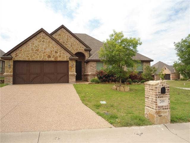 Photo of 209 Bay Hill Drive  Willow Park  TX