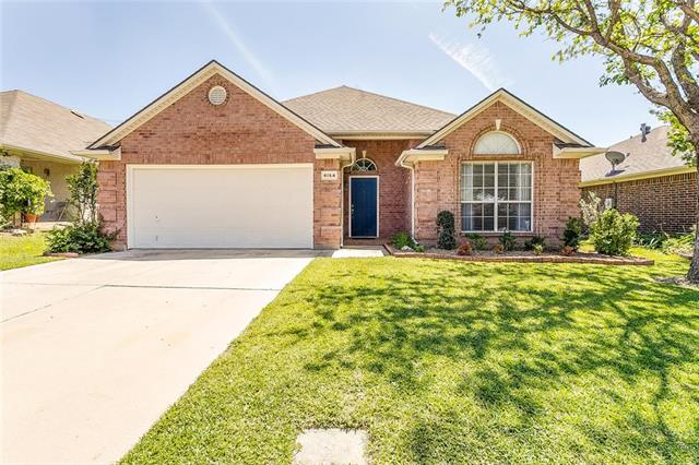 Photo of 4154 Stone Hollow Way  Fort Worth  TX