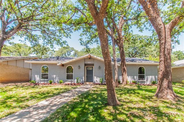 Photo of 1201 Winterwood Drive  Lewisville  TX