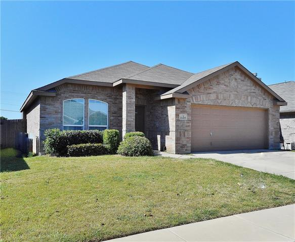 Photo of 1124 Trinidad Drive  Fort Worth  TX