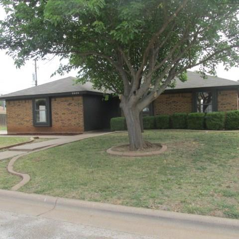 Photo of 2633 Melissa Lane  Abilene  TX