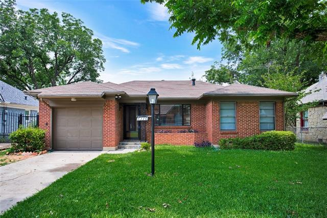 Photo of 5110 Bradford Drive  Dallas  TX