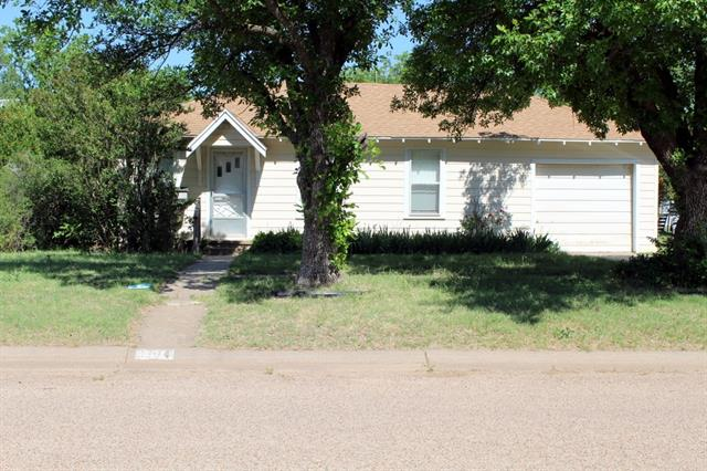 Photo of 1304 N Avenue G  Haskell  TX