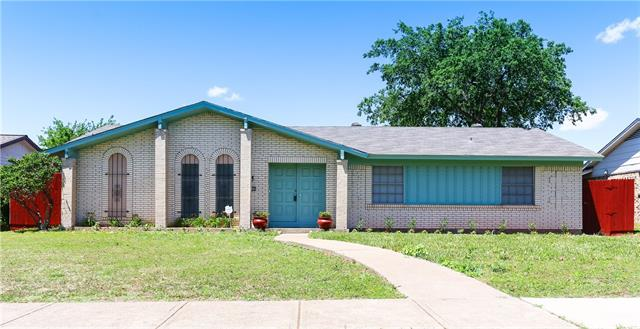 1309 Grinnell Drive Richardson, TX 75081