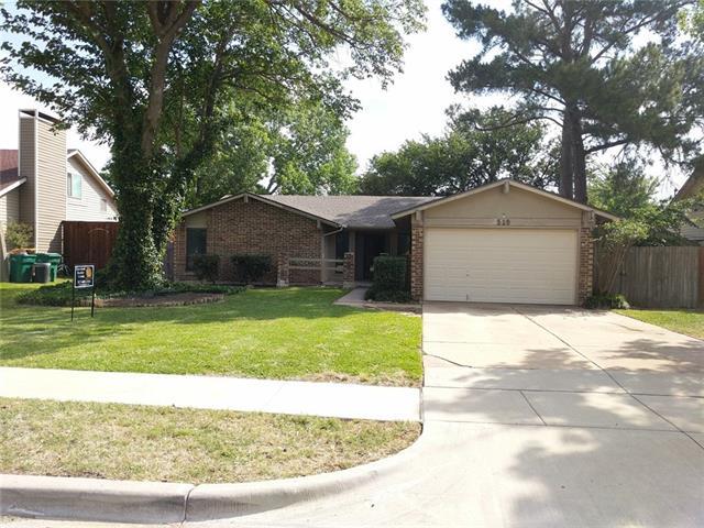Photo of 519 Village Drive  Lewisville  TX