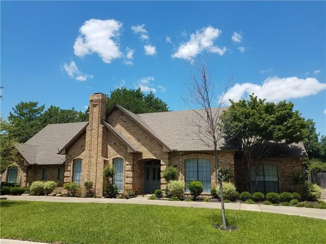 Photo of 2420 Bluffview Court  Arlington  TX