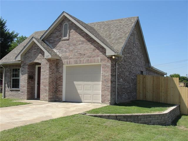 Photo of 720 Cascade Drive  Garland  TX