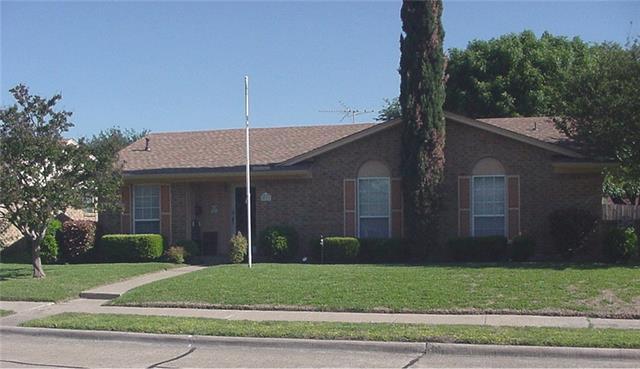 Photo of 2213 Richbrook Drive  Garland  TX
