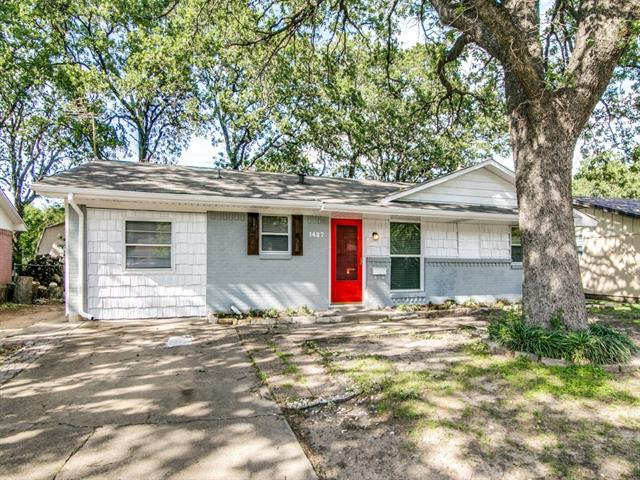 Photo of 1427 Athens Drive  Mesquite  TX