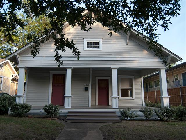 Photo of 5818 Worth Street  Dallas  TX