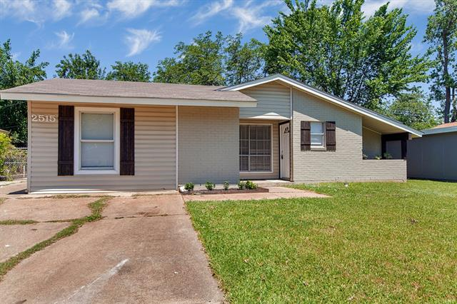 Photo of 2515 CUNNINGHAM Street  Irving  TX