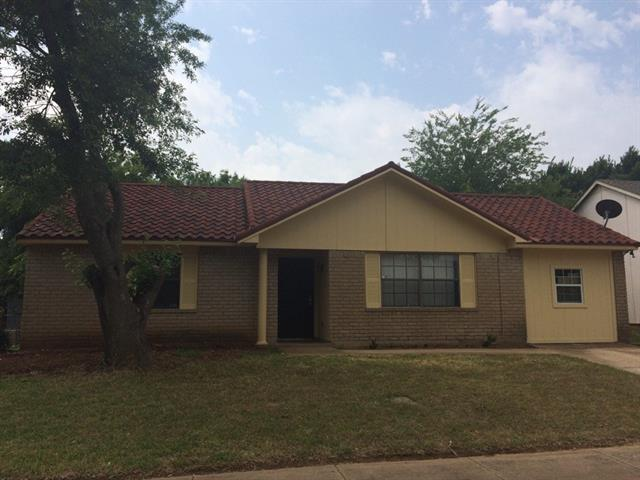 Photo of 3749 Horizon Place  Fort Worth  TX