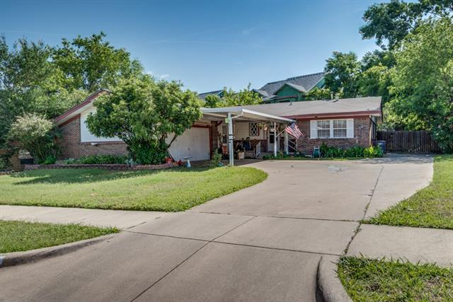 Photo of 3521 Cork Place  Fort Worth  TX