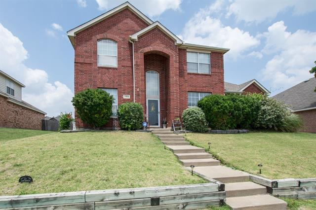 Photo of 204 Newport Drive  Van Alstyne  TX
