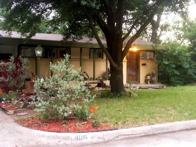 Photo of 4016 Micki Lynn Avenue  Fort Worth  TX
