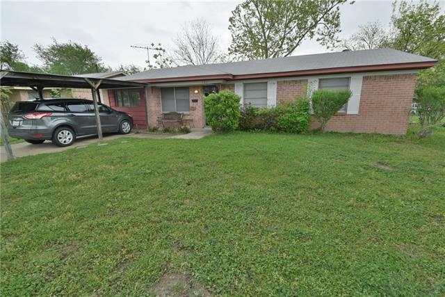 Photo of 624 Bluebonnet Lane  Mesquite  TX