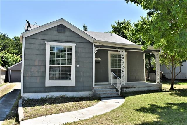 Photo of 2933 Ryan Avenue  Fort Worth  TX