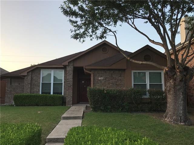 Photo of 607 White Oak Street  Allen  TX