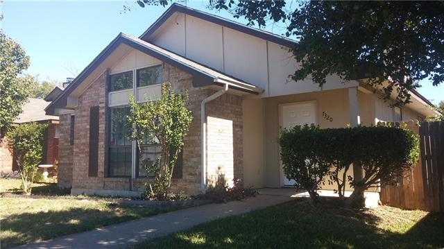 Photo of 7320 Blackthorn Drive  Fort Worth  TX