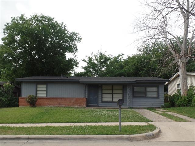 Photo of 4412 Carol Avenue  Fort Worth  TX