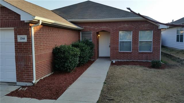 Photo of 3740 Jade Street  Fort Worth  TX