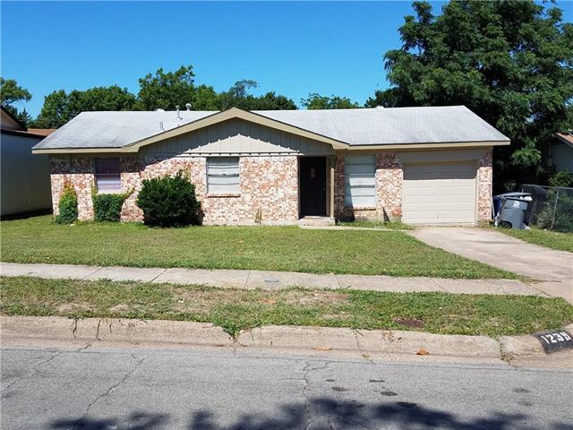 Photo of 1239 Hidden Valley Drive  Dallas  TX