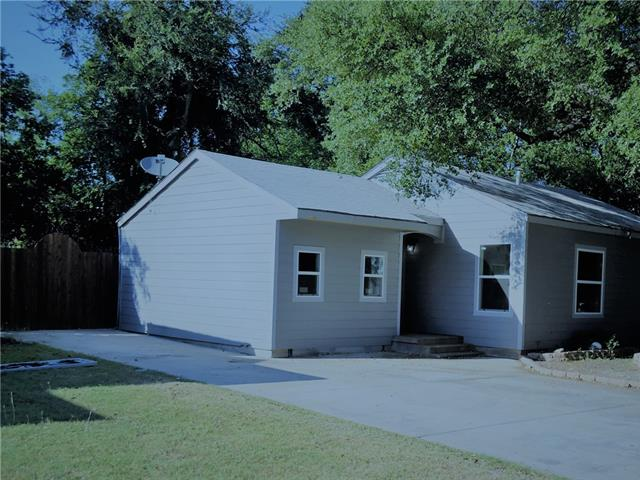 Photo of 7336 Pensacola Avenue  Fort Worth  TX