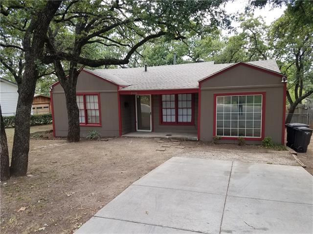 Photo of 2600 Stark Street  Fort Worth  TX