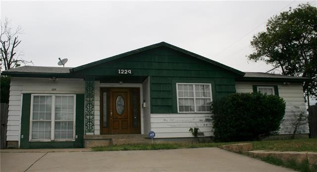 Photo of 1229 E Grauwyler Road  Irving  TX