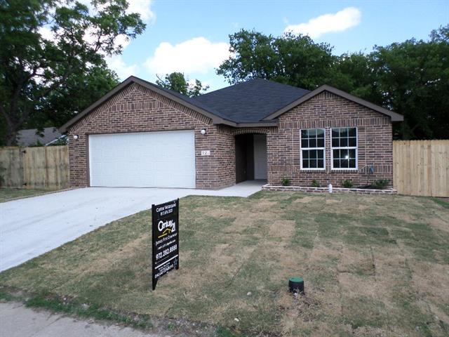Photo of 721 Tapley Street  Grand Prairie  TX
