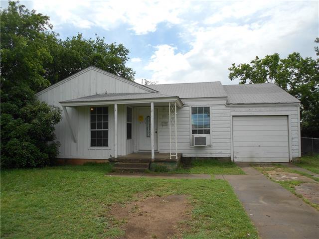 Photo of 1474 Lillius Street  Abilene  TX