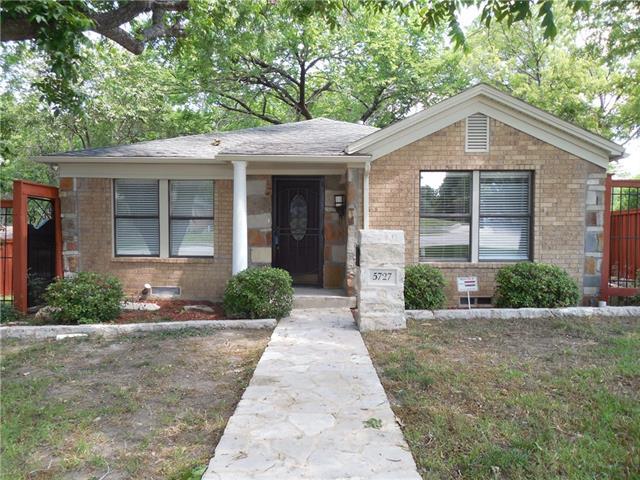 Photo of 5727 Fairway Avenue  Dallas  TX