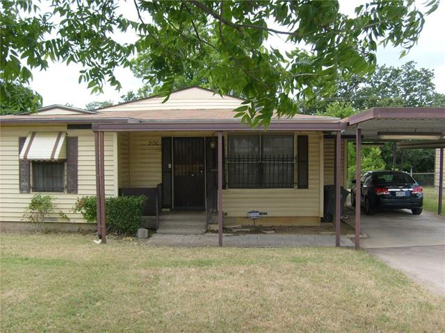 Photo of 2120 Ransom Terrace  Fort Worth  TX