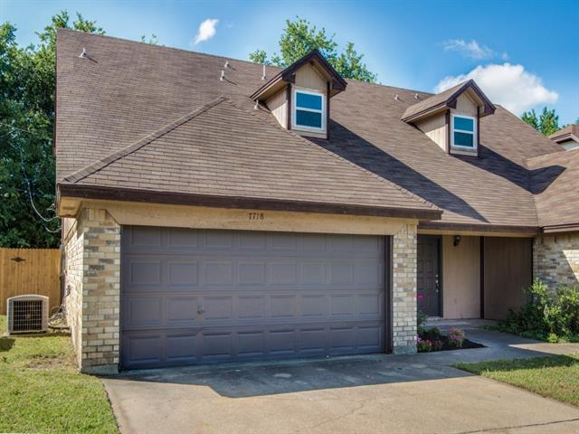 Photo of 7718 Sable Lane  North Richland Hills  TX