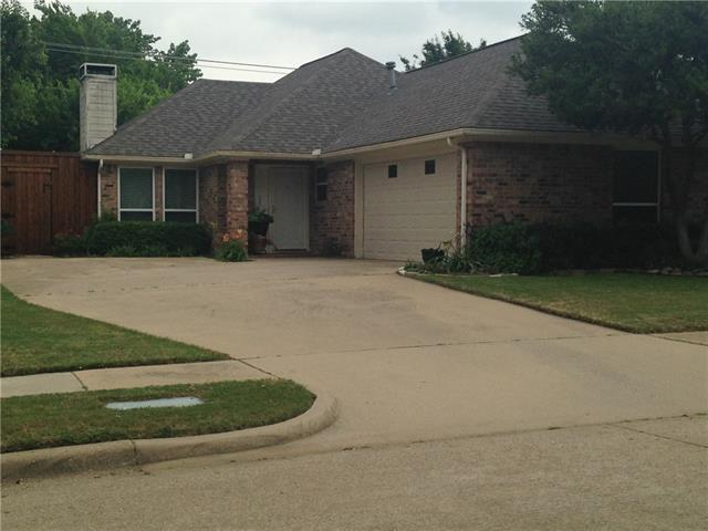 Photo of 2707 Sedgeway Lane  Carrollton  TX