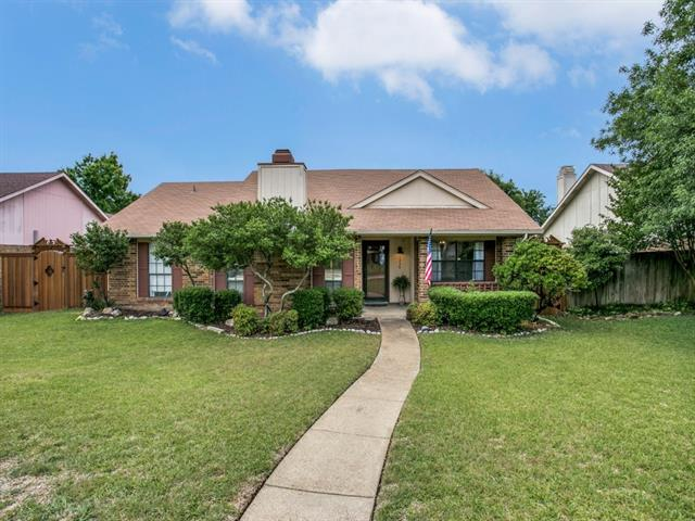 Photo of 1336 Heidi Drive  Plano  TX