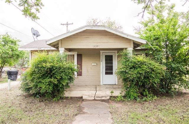 Photo of 1129 S 13th Street  Abilene  TX