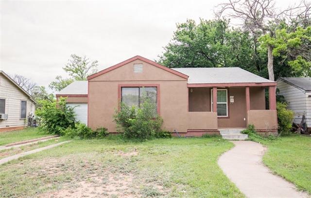 Photo of 1341 Kirkwood Street  Abilene  TX